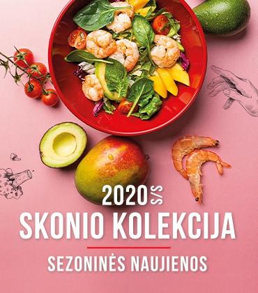 2020 Skonio kolekcija