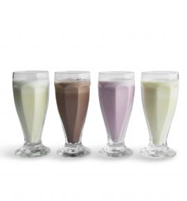 Pieno ir ledų kokteiliai